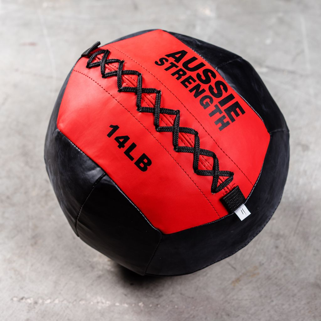 Buy Wall Ball online in Australia. The best Gear for CrossFit at Aussie Strength