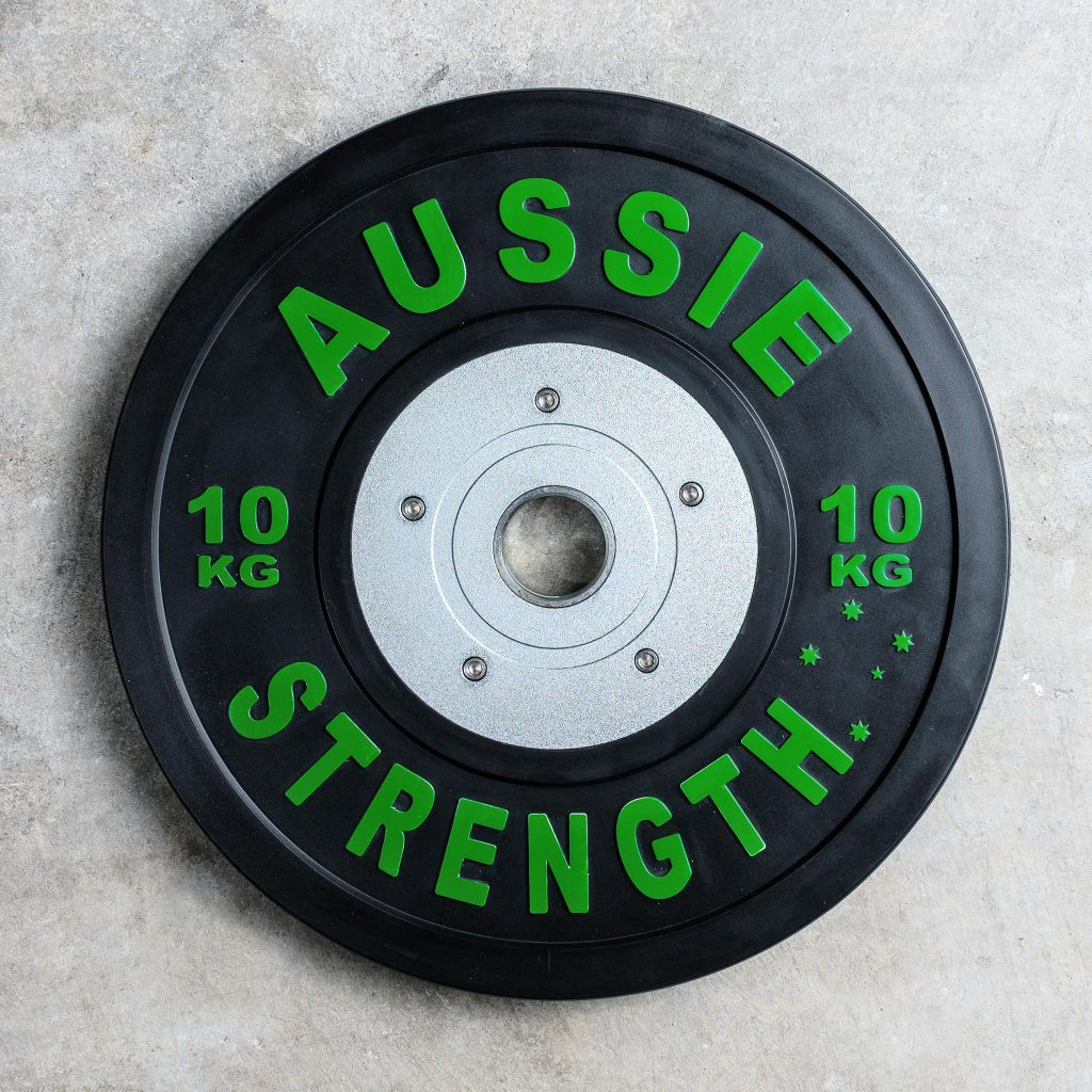 Aussie Strength Competition Style 20kg Bumper Plates