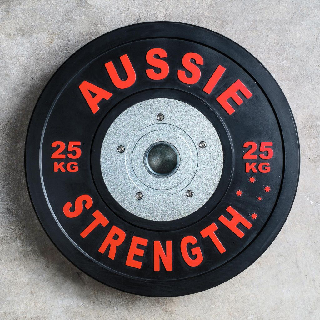Buy Competition Style Bumper Plates Australia