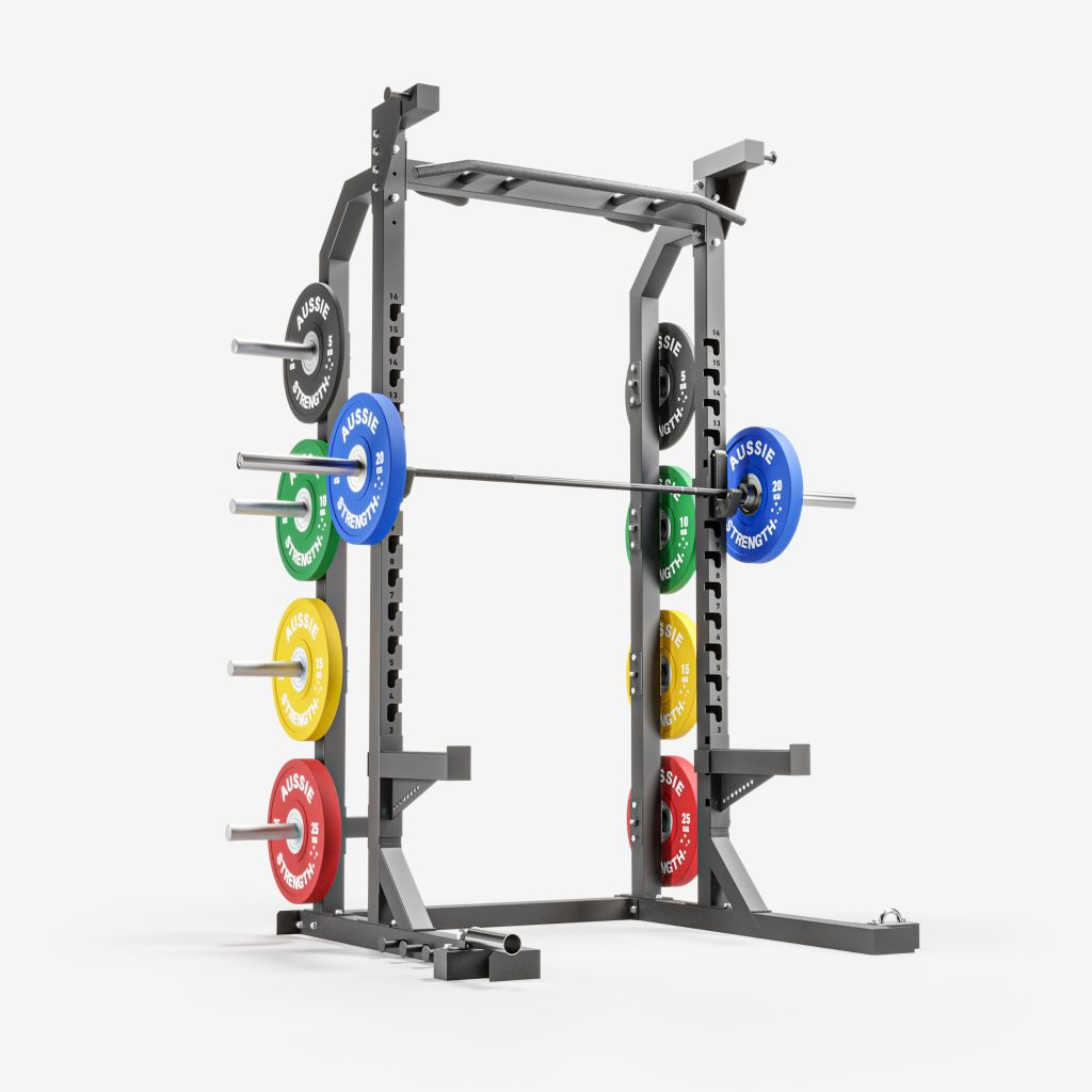 HD Half Rack MK2 Power Rack - Plates and Bar Sold Seperately