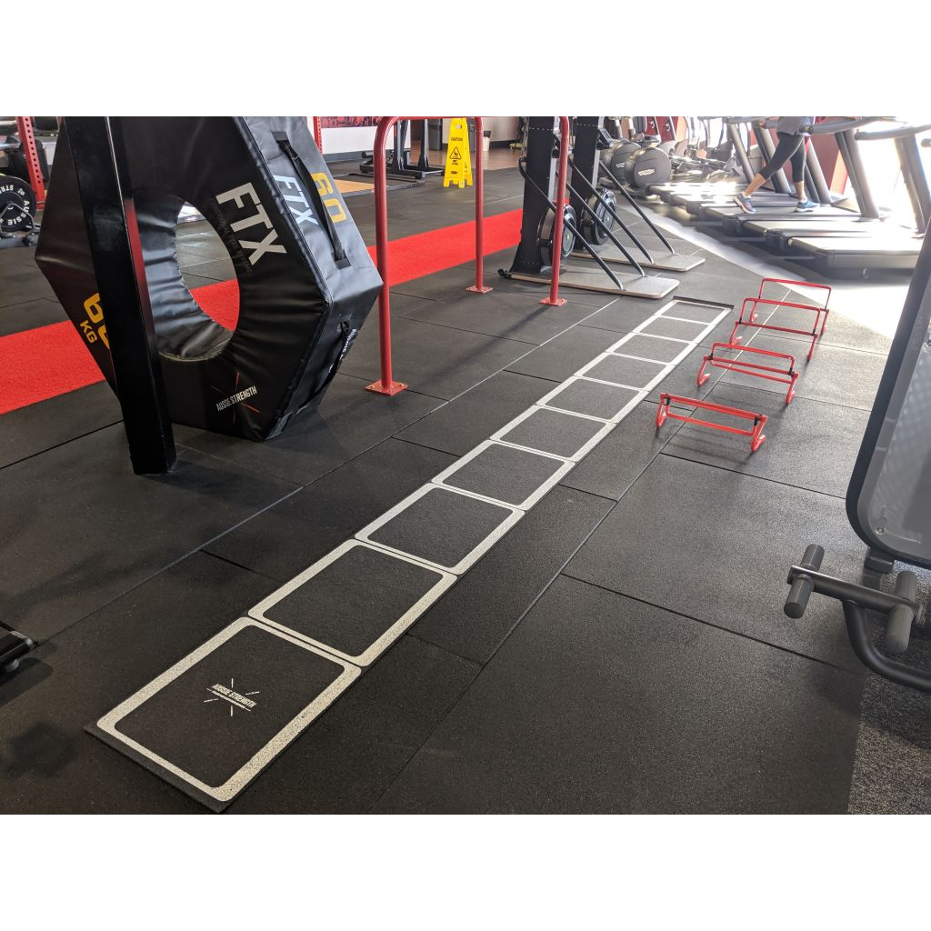 Agility Ladder Rubber Roll