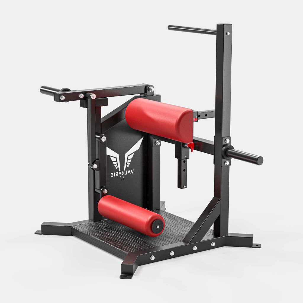 VALKYRIE Standing Leg Curl - Plate Loaded