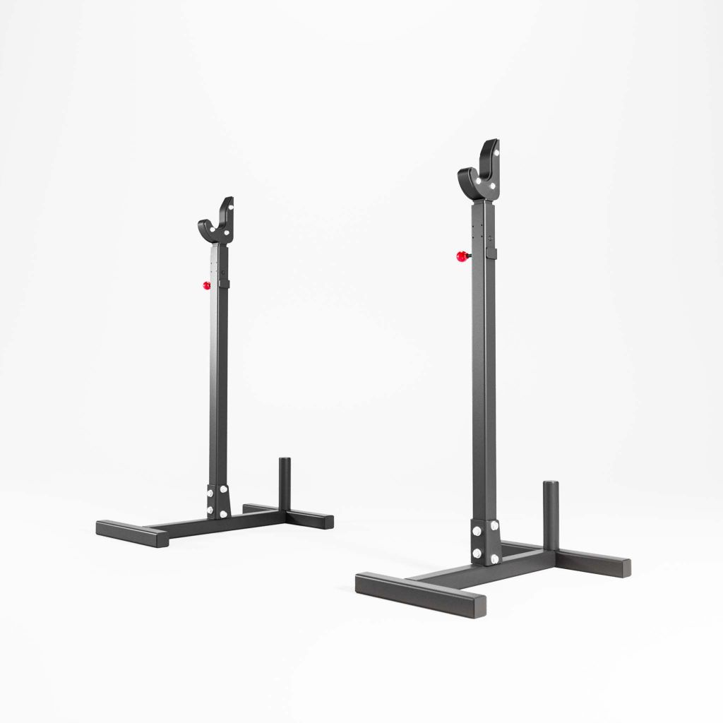 Valkyrie Heavy Duty Squat Stands - Standard